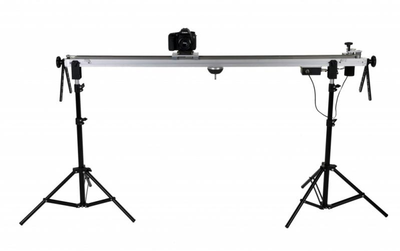 Aluguel de Slider Time Lapse para Filmadora Belo Horizonte - Slider Motorizado Timelapse