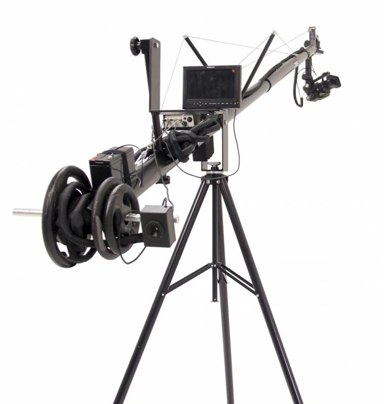 Empresa de Grua para Câmera de Vídeo Curitiba - Aluguel de Grua de Câmera