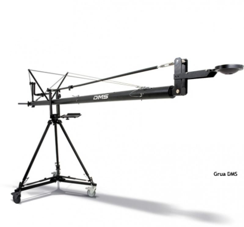 Quanto Custa Grua para Câmeras Dslr Mogi das Cruzes - Mini Grua para Câmera