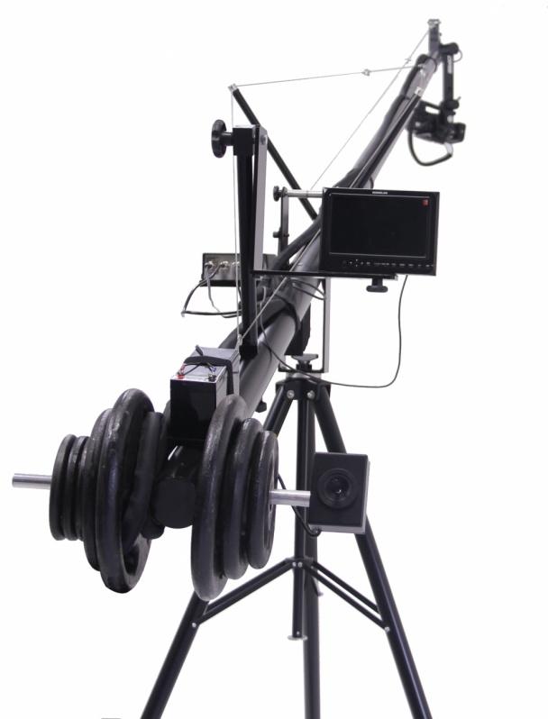 Quanto Custa Grua para Filmadora Carapicuíba - Grua para Estúdio Fotográfico