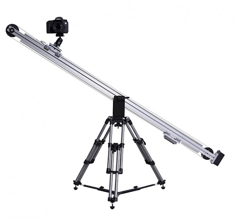 Slider Time Lapse de Filmadora Caierias - Slider Time Lapse de Filmagem